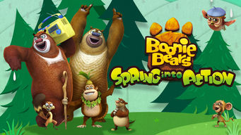 Boonie Bears: Spring Into Action (2014)