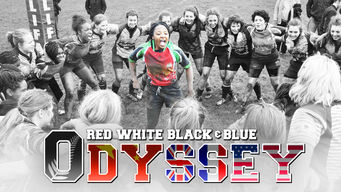 Red, White, Black, Blue Odyssey