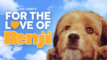 For the Love of Benji (1977)