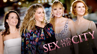 Sex and the City: The Movie (2008)