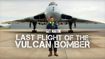 Guy Martin: Last Flight of the Vulcan Bomber (2015)