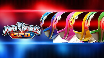 Power Rangers S.P.D. (2005)