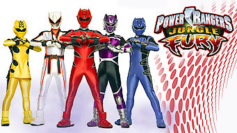 Power Rangers Jungle Fury (2008)