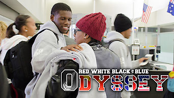 Red, White, Black, Blue Odyssey (2017)