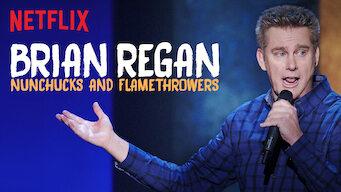 Brian Regan: Nunchucks and Flamethrowers (2017)