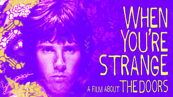 The Doors: When You're Strange (2009)