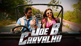 Mr Joe B. Carvalho (2014)