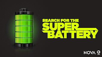 NOVA: Search for the Super Battery (2017)