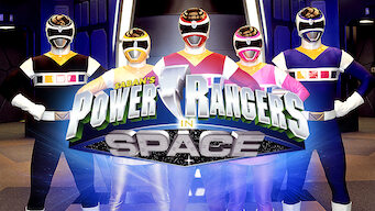 Power Rangers in Space (1998)