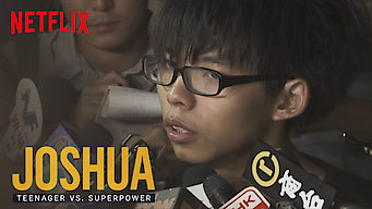 Joshua: Teenager vs. Superpower (2017)
