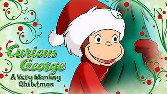 Curious George: A Very Monkey Christmas (2009)