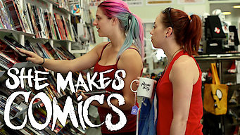 She Makes Comics (2016)