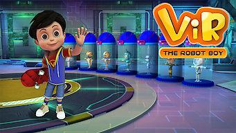 ViR: The Robot Boy (2013)