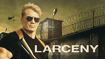 Larceny (2017)
