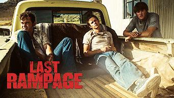 Last Rampage (2017)