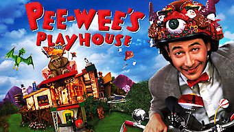 Pee-wee's Playhouse (1990)