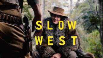 Slow West (2015)