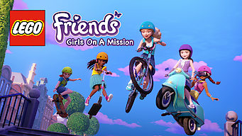 Lego Friends: Girls on a Mission (2018)