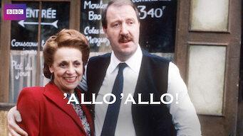 'Allo 'Allo! (1992)