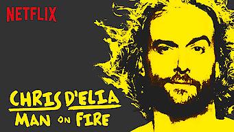 Chris D'Elia: Man on Fire (2017)