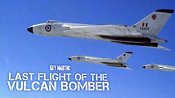 Guy Martin: Last Flight of the Vulcan Bomber