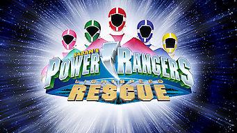Power Rangers Lightspeed Rescue (2000)