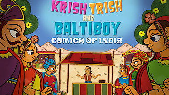 Krish Trish and Baltiboy: Comics of India (2012)