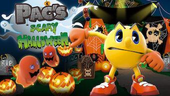 Pac's Scary Halloween (2016)