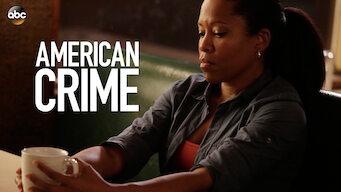 American Crime (2017)