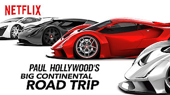 Paul Hollywood's Big Continental Road Trip (2017)