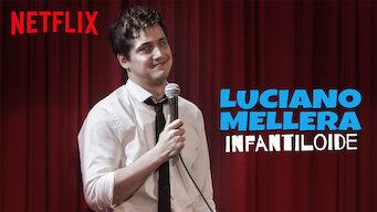 Luciano Mellera: Infantiloide (2018)