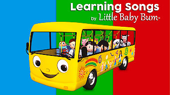 Learning Songs by Little Baby Bum: Nursery Rhyme Friends (2015)