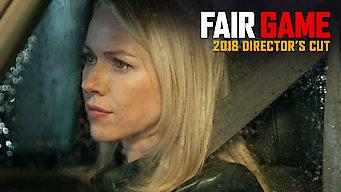 Fair Game (2010) - Director's Cut (2018)