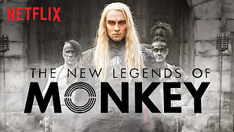 The New Legends of Monkey (2018)