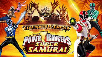 Power Rangers Super Samurai: Trickster Treat