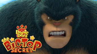 Boonie Bears: The Big Top Secret (2016)