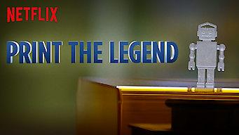 Print the Legend (2014)