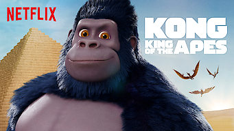 Kong: King of the Apes (2018)