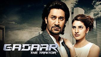 Gaddar: the Traitor (2015)
