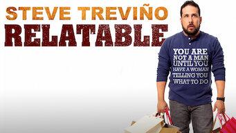 Steve Treviño: Relatable (2014)