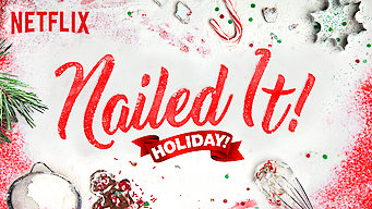 Nailed It! Holiday! (2018)