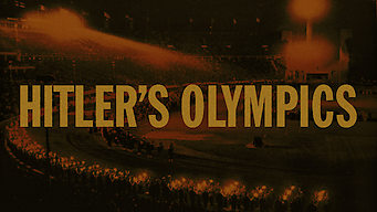 Hitler's Olympics (2016)