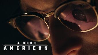 A Good American (2015)