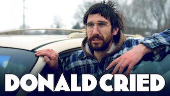 Donald Cried (2016)