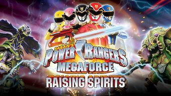 Power Rangers: Megaforce: Raising Spirits