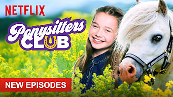 Ponysitters Club (2018)