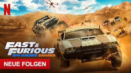 Fast Furious Spy Racers Netflix Offizielle Webseite